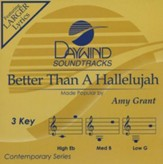 Better Than A Hallelujah [Music Download]