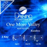One More Valley [Music Download]