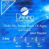 Hide Me, Sweet Rock Of Ages, Accompaniment CD