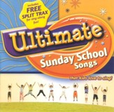 Ultimate Sunday School Songs CD
