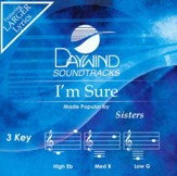 I'm Sure [Music Download]