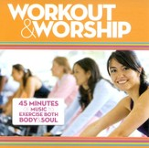 Workout & Worship CD