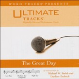 The Great Day (High Key Performance Track With Background Vocals) [Music Download]