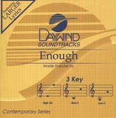 Enough, Accompaniment CD