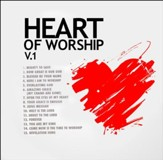 Heart of Worship, Volume 1 CD