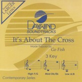 It's About The Cross, Accompaniment CD