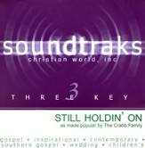 Still Holdin' On, Accompaniment CD
