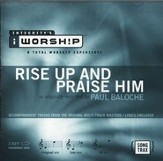 Rise Up and Praise Him, Accompaniment CD