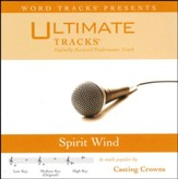 Spirit Wind (Medium Key Performance Track With Background Vocals) [Music Download]