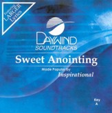 Sweet Anointing, Accompaniment CD