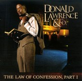 The Law of Confession, Part I CD