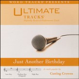 Just Another Birthday (Medium Key Performance Track With Background Vocals) [Music Download]