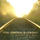 Soul Central Railroad, CD