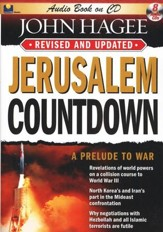 Jerusalem Countdown Audiobook on CD
