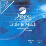 Little Is Much, Accompaniment CD