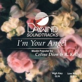 I'm Your Angel, Accompaniment CD