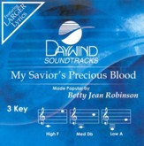 My Savior's Precious Blood, Accompaniment CD