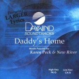 Daddy's Home, Accompaniment CD