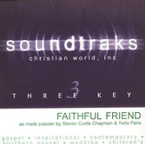 Faithful Friend, Accompaniment CD