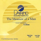 The Measure Of A Man, Accompaniment CD