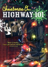 Christmas on Highway 101 DVD/CD