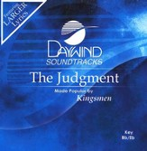 The Judgment, Accompaniment CD