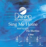 Sing Me Home, Accompaniment CD