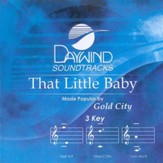 That Little Baby, Accompaniment CD