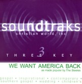 We Want America Back [Music Download]