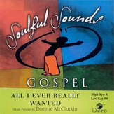 All I Ever Really Wanted, Accompaniment CD
