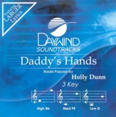 Daddy's Hands, Acc CD