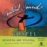 Heavens Are Telling, Accompaniment CD