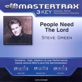 People Need The Lord (Key-B-Premiere Performance Plus) [Music Download]