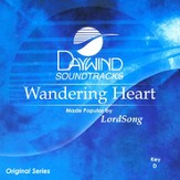Wandering Heart, Accompaniment CD
