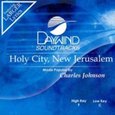 Holy City, New Jerusalem, Accompaniment CD