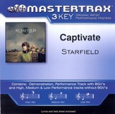 Captivate, Accompaniment CD