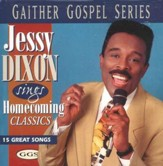 Jessy Dixon Sings Homecoming Classics, Compact Disc [CD]