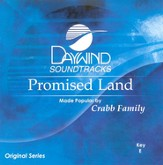 Promised Land, Accompaniment CD