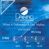 What A Difference A Day Makes, Accompaniment CD