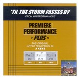 'Til The Storm Passes By, Accompaniment CD
