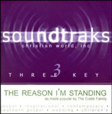 The Reason That I'm Standing [Music Download]