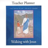 Walking with Jesus Teacher Planner CD