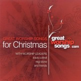 Great Worship Songs for Christmas CD