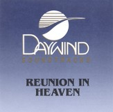 Reunion in Heaven, Accompaniment CD