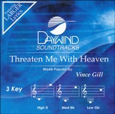 Threaten Me With Heaven, Acc CD