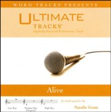Alive - Medium Key Performance Track with Background Vocals [Music Download]