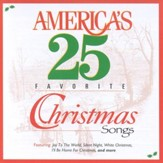 America's 25 Favorite Christmas Songs [Music Download]