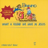 What A Friend We Have in Jesus, Accompaniment CD