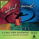 I Call You Faithful, Acc CD