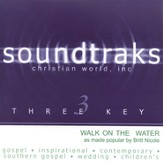 Walk On The Water, Accompaniment CD